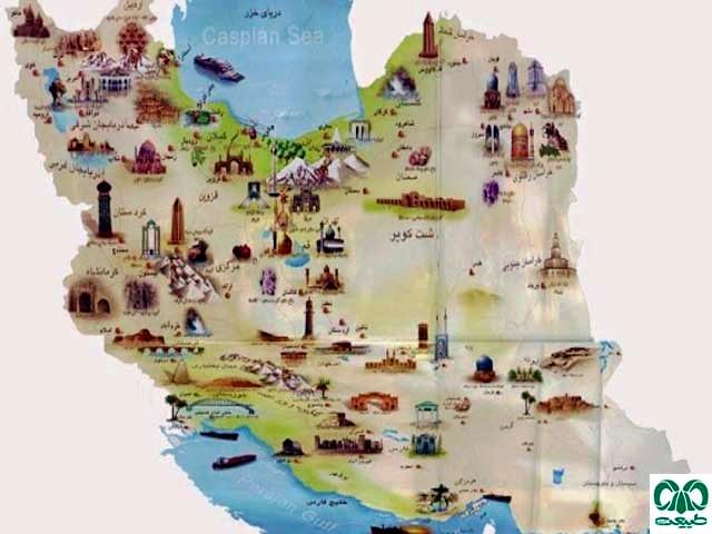 جغرافیای گردشگری|صنعت گردشگری|راهنمایان ایرانگردی و جهانگردی